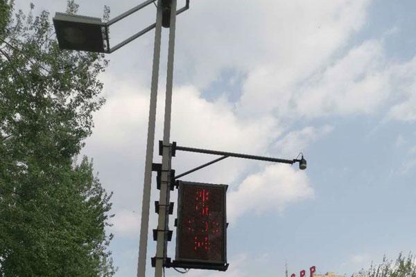 城市交通道路积水监测系统