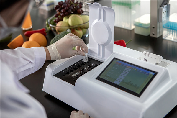 寿光小学采购食品安全检测仪